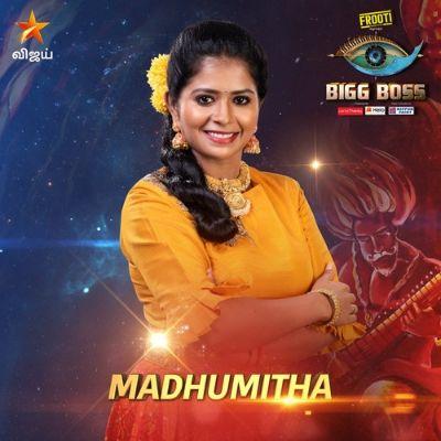Madhumitha Bigg Boss