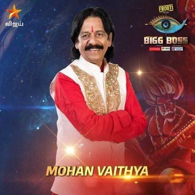 Mohan Vaithya Bigg Boss