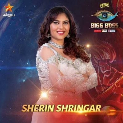 Sherin Shringar Bigg Boss