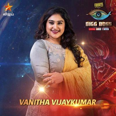 Vanitha Vijaykumar Bigg Boss