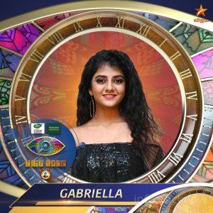 Gabriella Bigg Boss