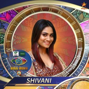 Shivani Bigg Boss
